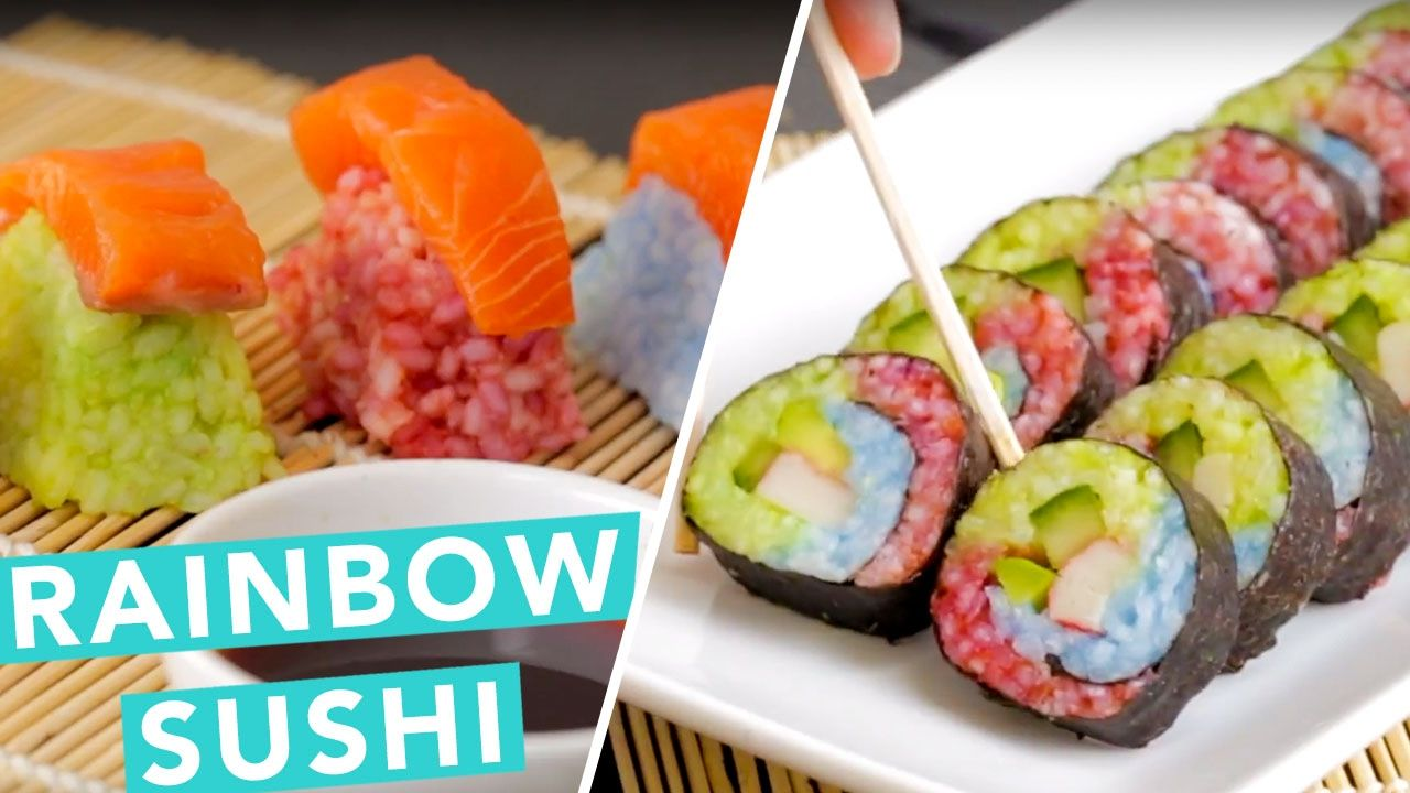 Sushi Dinner Party Ideas Part - 17: Give Your Dinner Table A Pop O.