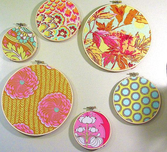 ADD ON Embroidery hoop decor Made to match door southerncharmquilts, $29.00