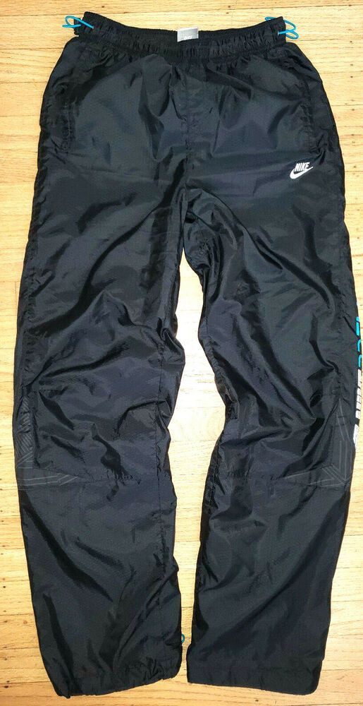 Nike Mens Nylon Jogger Wind Pants - Black size Small  fashion  clothing   shoes  accessories  mensclothing  activewear (ebay link) 3544f8120