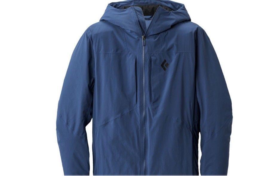 304102b448414 Black Diamond Mission Down Parka - Men's Blue Size L #fashion #clothing  #shoes #accessories #mensclothing #coatsjackets (ebay link)