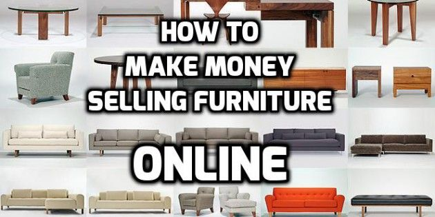 Learn about how you can make good money selling furniture online without even owning it. Using a proven process called Affiliate Marketing, it has made many people financially successful online. http://generateonlinewealth.com/how-to-make-money-selling-furniture-online