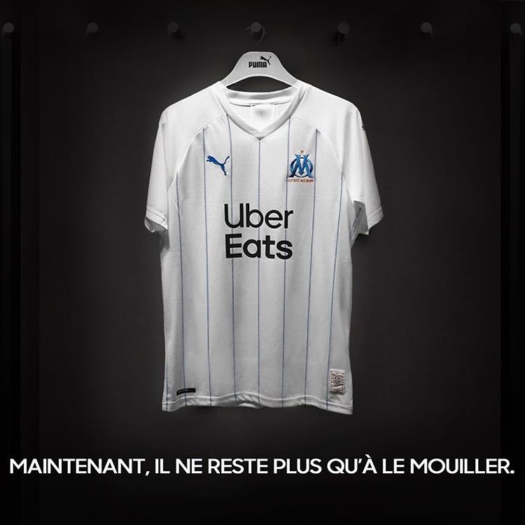 Actu Foot sur Instagram Le logo Uber Eats sera