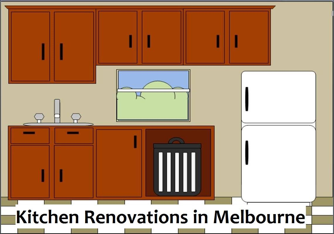 Darbe Cabinets Offers Kitchen Renovations Including Walk In Built