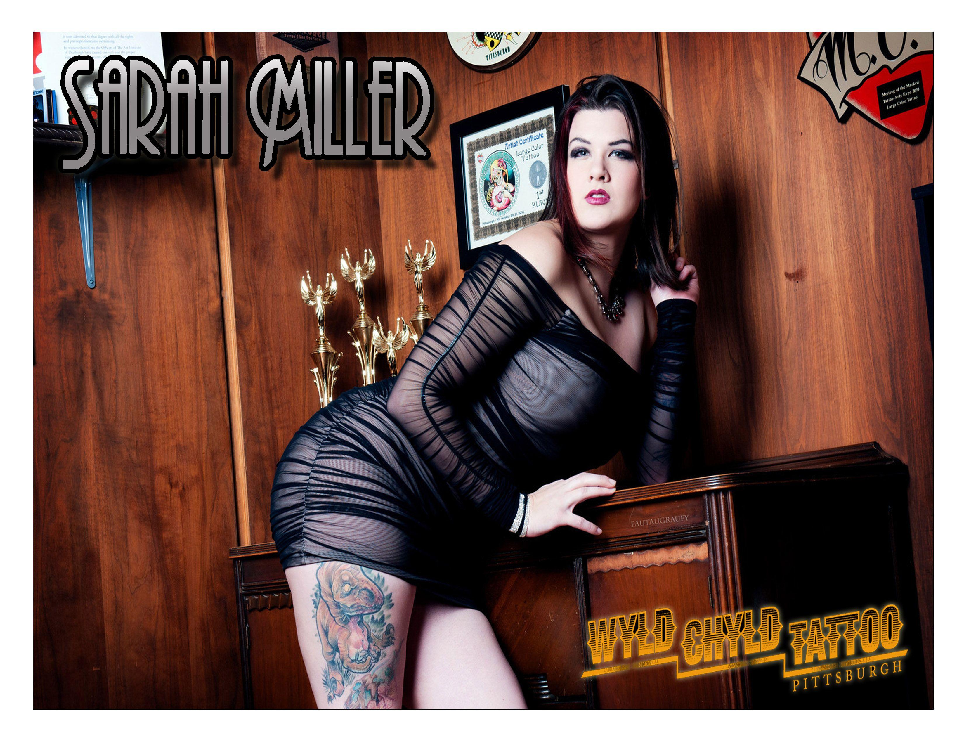 Sarah Miller Ink Master Body sarah miller ta...
