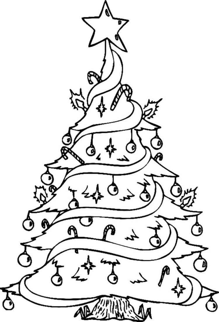 31+ Pretty christmas coloring pages ideas