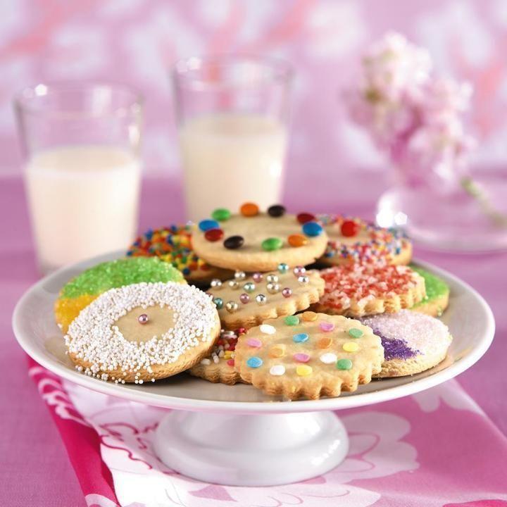 Dulce como las galletas de azúcar