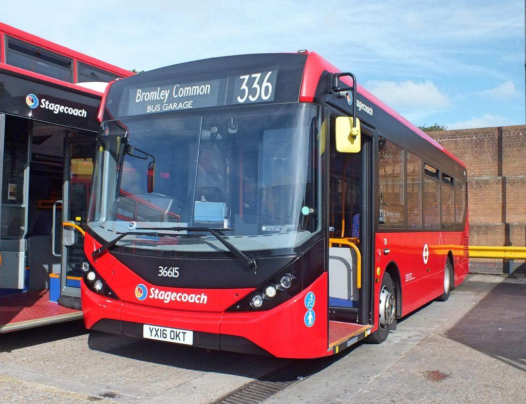 Alle Größen | Stagecoach London - 36615 - YX16OKT | Flickr - Fotosharing!