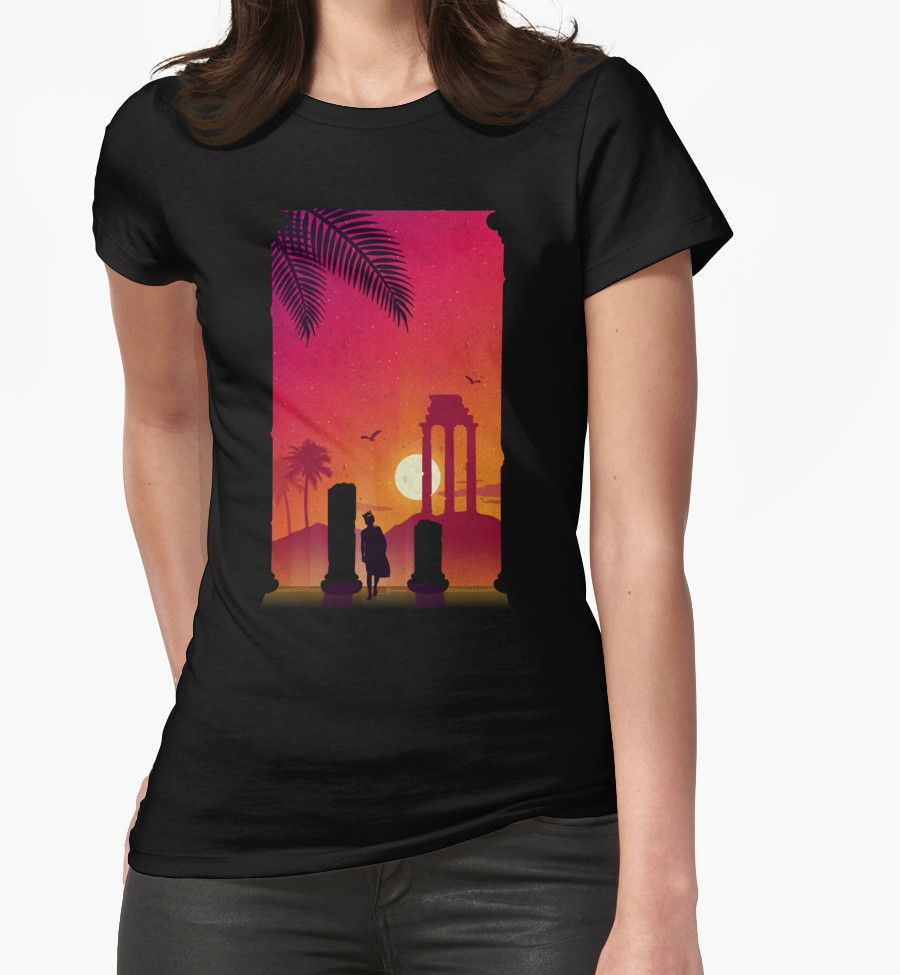 2a4a7373 Fading Empire | Slim Fit T-Shirt | RedBubble Shirts | Mens tops, T ...