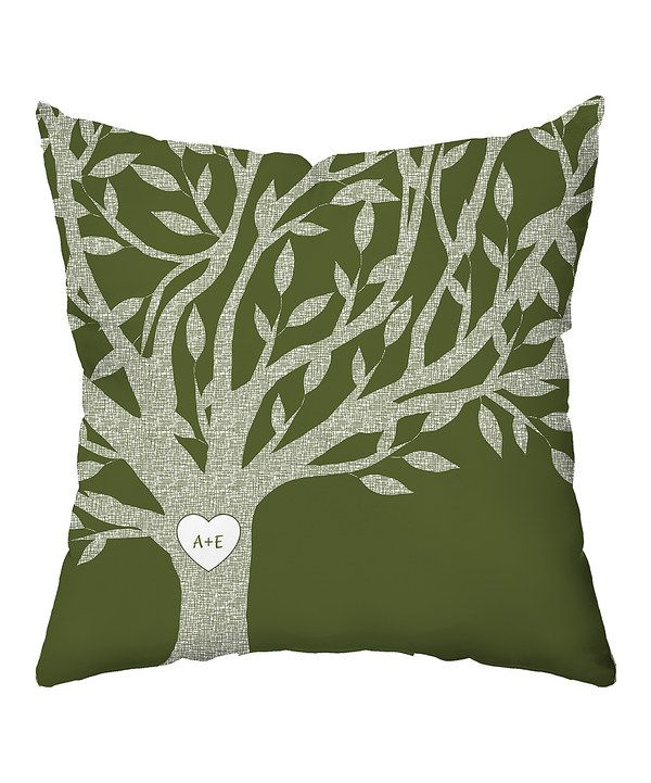 Look at this Beholden Personalized Throw Pillow on #zulily today!