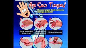 poster 6 langkah cuci tangan - Google Search   Poster ...