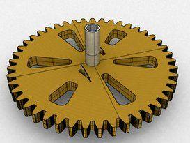 Best Galileo Wooden Escapement Mechanism 640 x 480