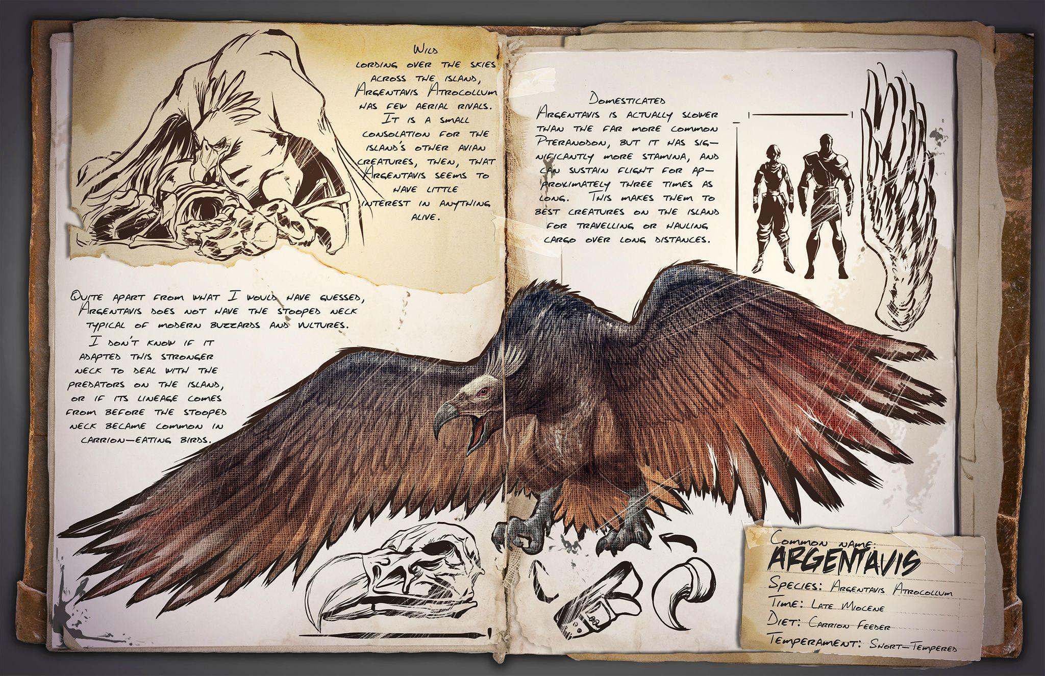 Ark Dino Liste