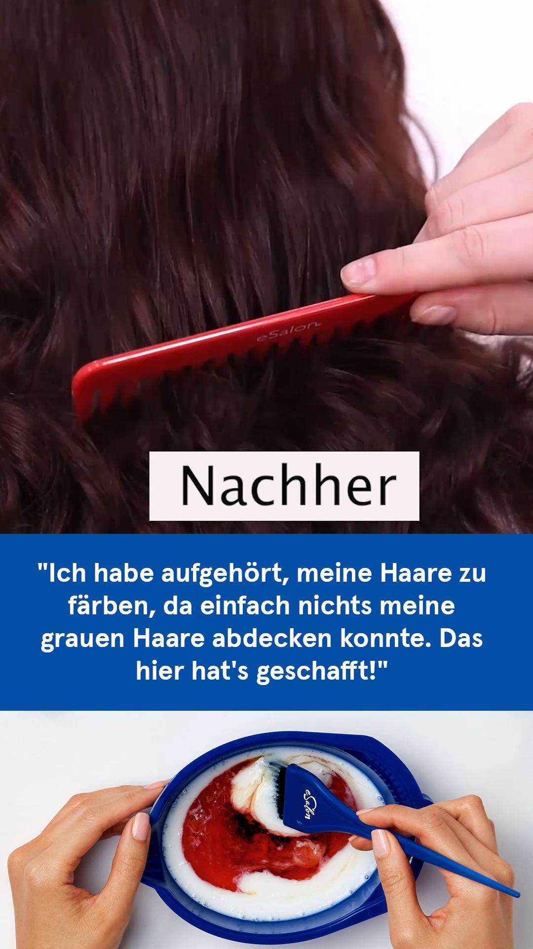 Photo of Vergiss Haarfarbe aus dem Supermarkt und teste diese Haarfar…