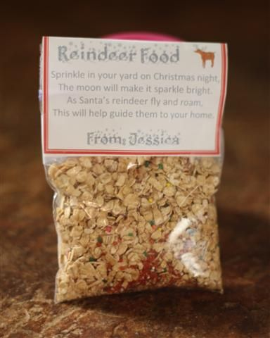 Reindeer food omg i made this in kinder fun activity to do on make your own reindeer food recipe poem for tag forumfinder Gallery