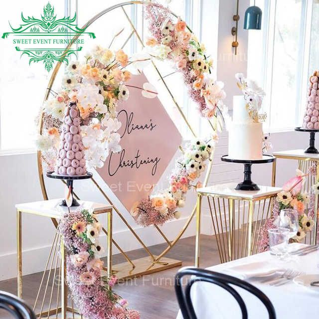 Modern Wedding Backdrop Ideas: Supplier Selling Iron Frame Wedding Decor Backdrop Stand