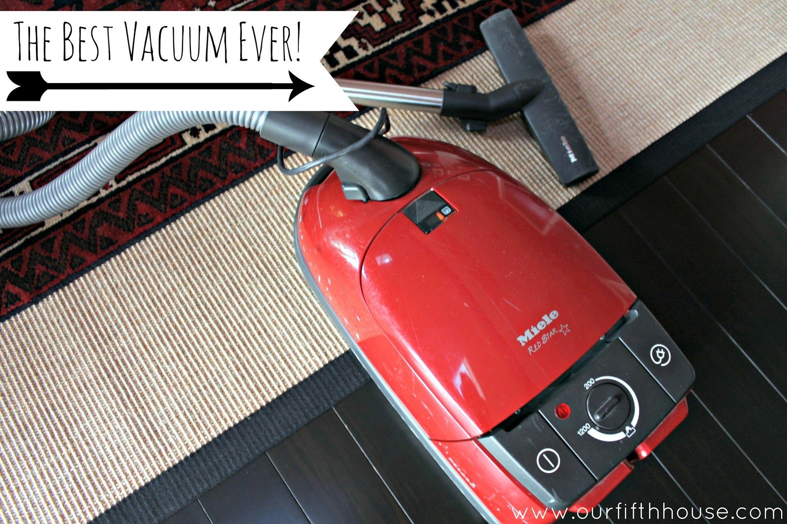 best a clean just girl floors way blog vacuum her cleaner to hardwood the floor and