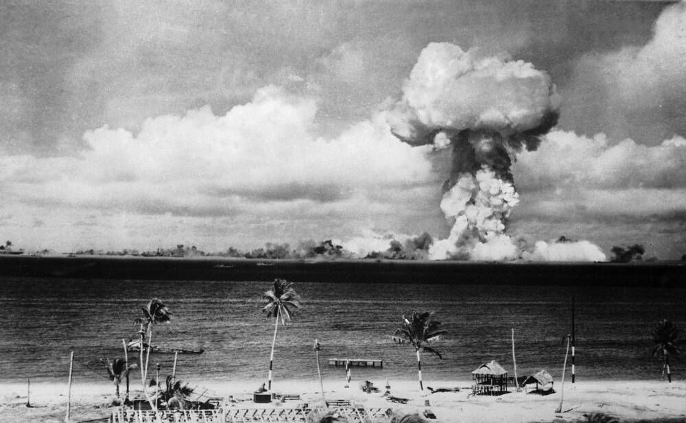 Ohrdruf Atomtest