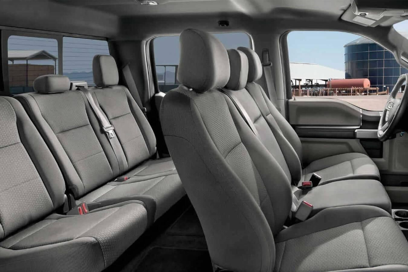 Lovely Ford F 150 Xlt Interior
