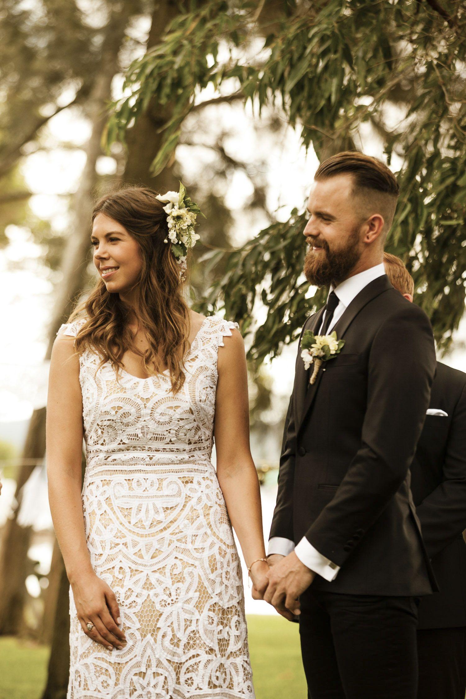 Pin on Vintage bohemian lace wedding dresses