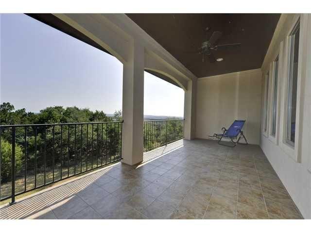 3 Bedroom Tuscan Villa House Plan