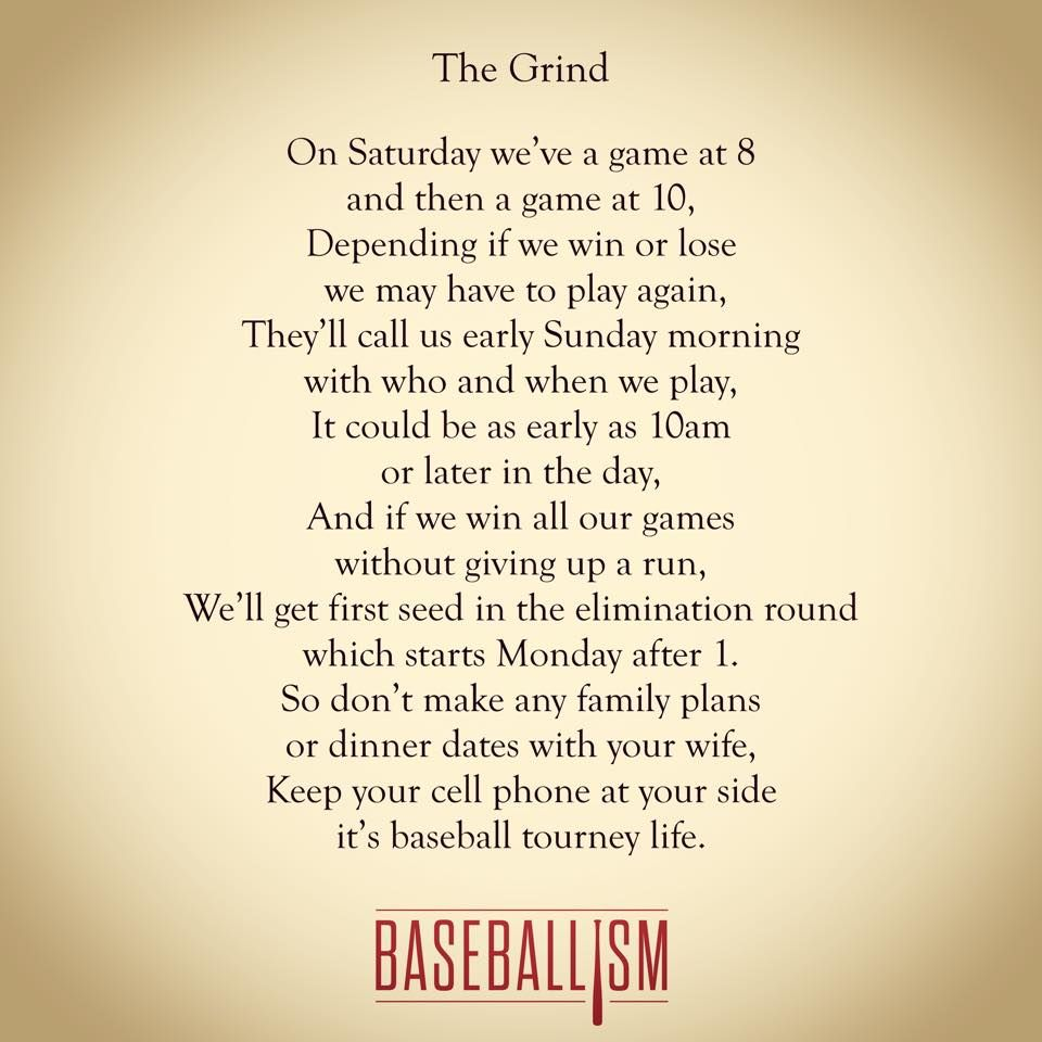 Baseball Life Quotes This Is What You Signed Up Forthe Official Off The Field Brand