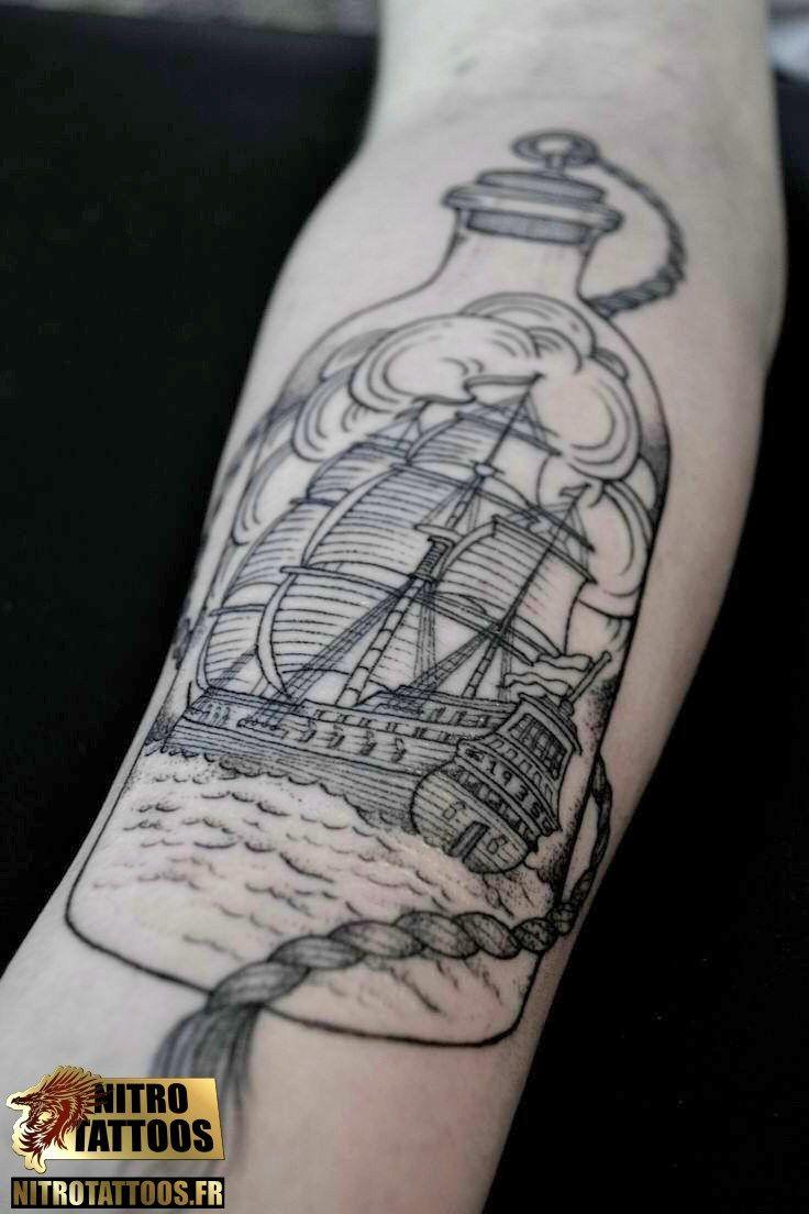 Tatouage Homme Bateau Fotos De Tattoo Gallery Dibujos 1446 Page 1 Sur 1 Tatouage Avant Bras Tatouages Creatifs Tatouage