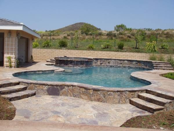 Flagstone Coping Around Pool 23 Three Rivers Flagstone Coping Steps Veneer And Decking