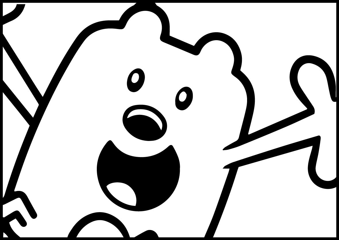 nice Wow Wow Wubbzy Coloring Pages - Page 4 of 4 - Wecoloringpage ...