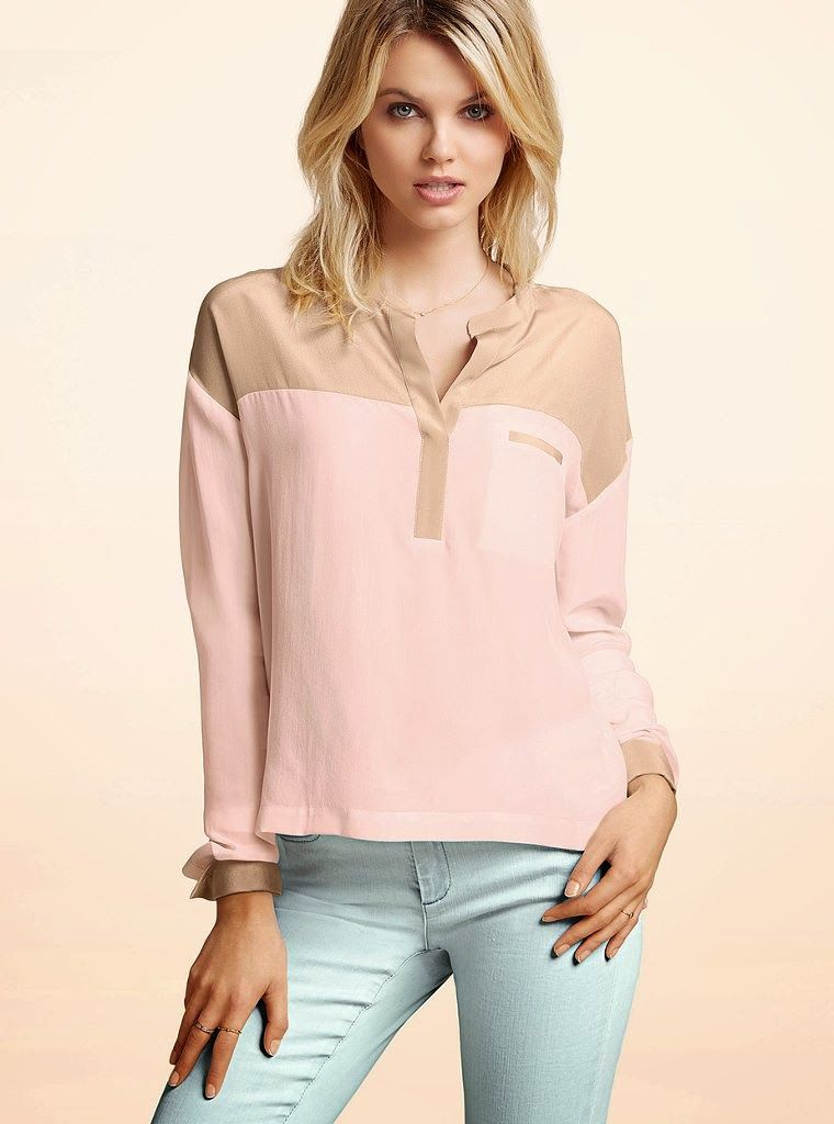 Merethe Hopland For Victoria S Secret January Cute Clothing