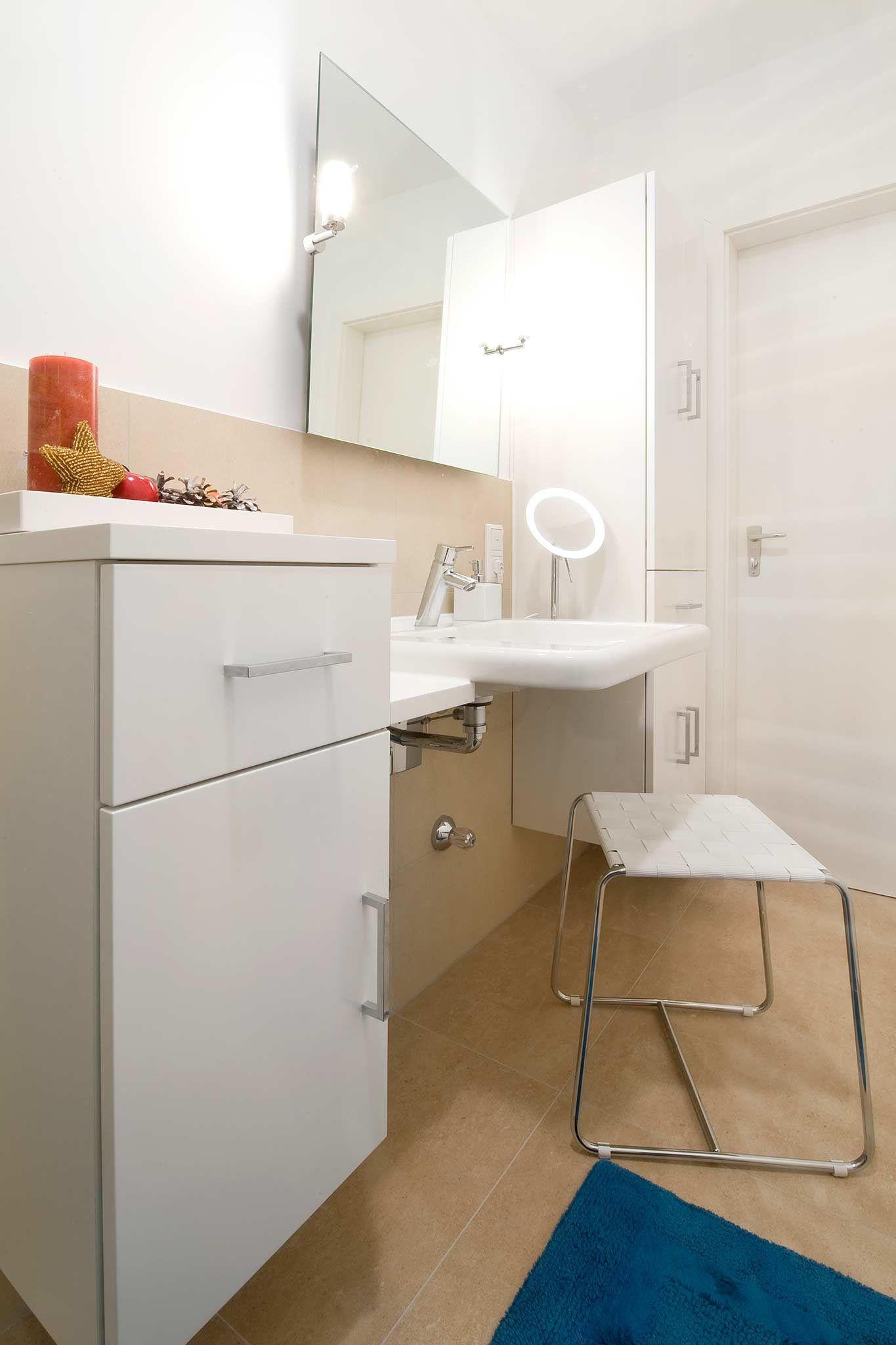 Heimwohl Badezimmer Badgestaltung Klappsitz Heim