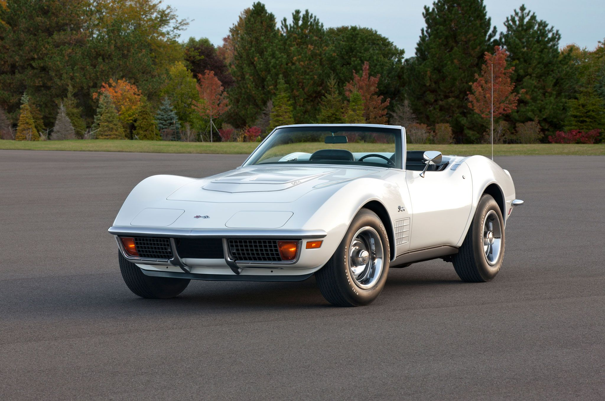 Hagerty Names Top 10 Classic Convertibles for Summer | Chevrolet ...
