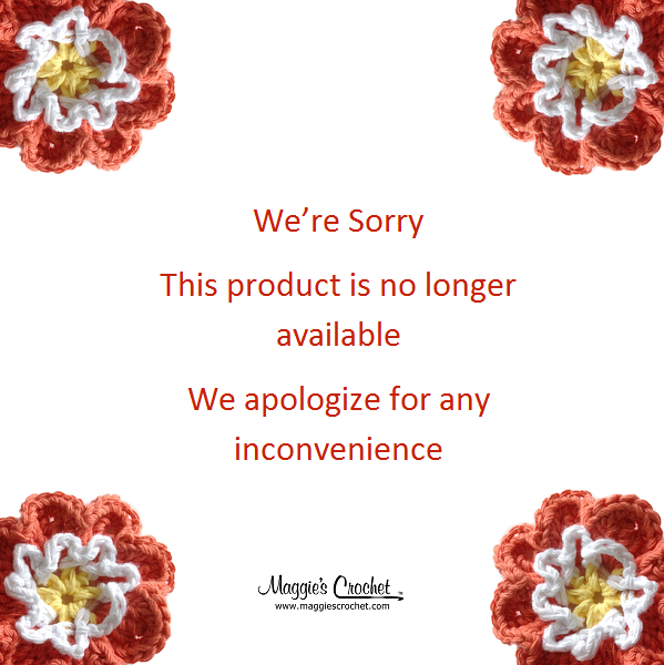 Maggie's Crochet · Product Not Available