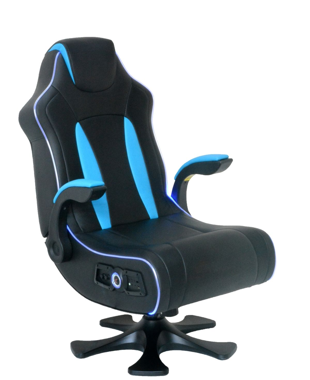 X Rocker Cxr3 Dual Audio Gaming Chair With Speakers Reviews Furniture Macy S In 2020 Gaming Chair Ergonomic Chair Custom Shoes Diy