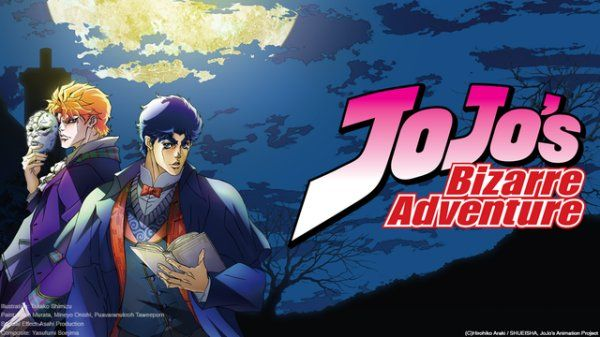 Crunchyroll To Stream 'Jojo's Bizarre Adventure: Stardust Crusaders
