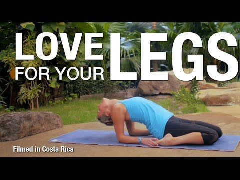 love for your legs yoga class  five parks yoga  youtube