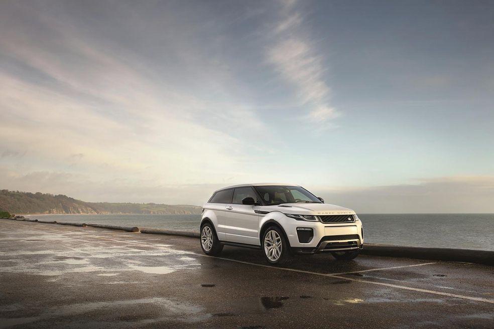 2016 Range Rover Evoque Unveiled imagens) Carros