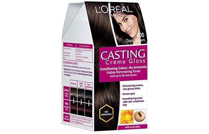 15 Best Ammonia Free Hair Colors In India Loreal Casting Creme Gloss Loreal Hair Color Loreal Paris