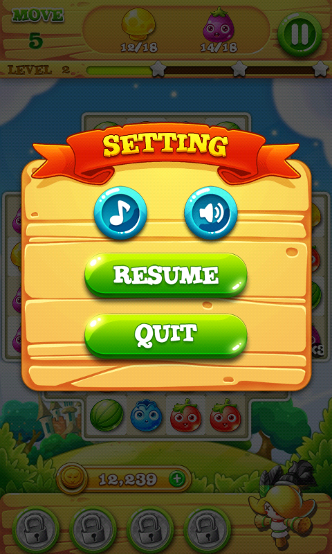 garden mania 2 by ezjoy pause screen match 3 game ios game - Garden Design Game