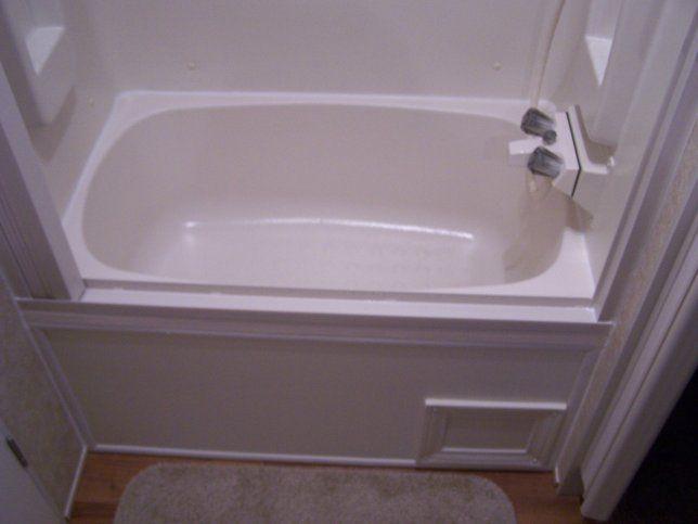 RV Bathtub