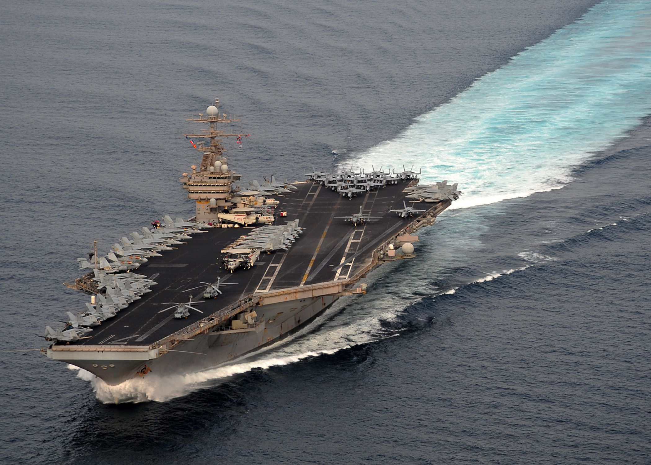 uss theodore roosevelt cvn 71   USS Theodore Roosevelt ...