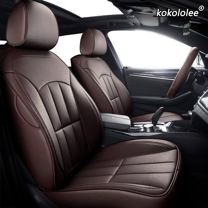 Special Offer Kokololee Custom Leather Car Seat Cover Set