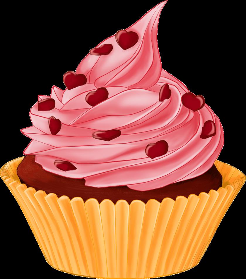 cupcakes png deviantart Pesquisa Google Cupcake png