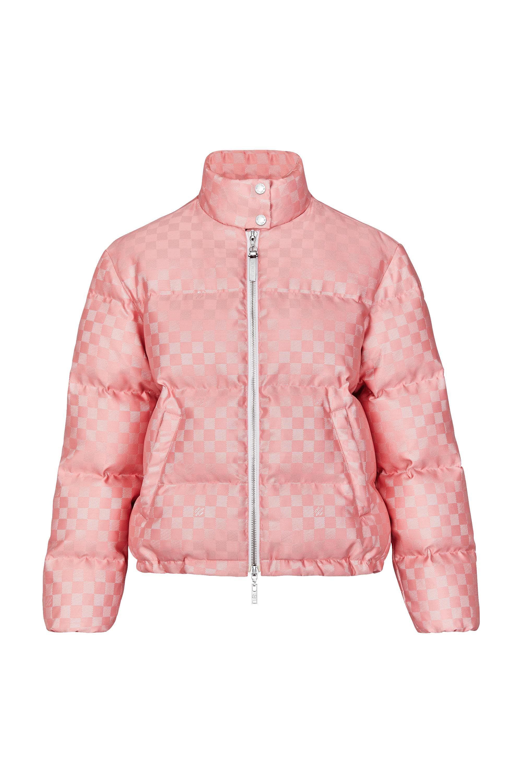 Louis Vuitton Coat Down Jacket Designer Outfits Woman Fashion [ 3000 x 2000 Pixel ]