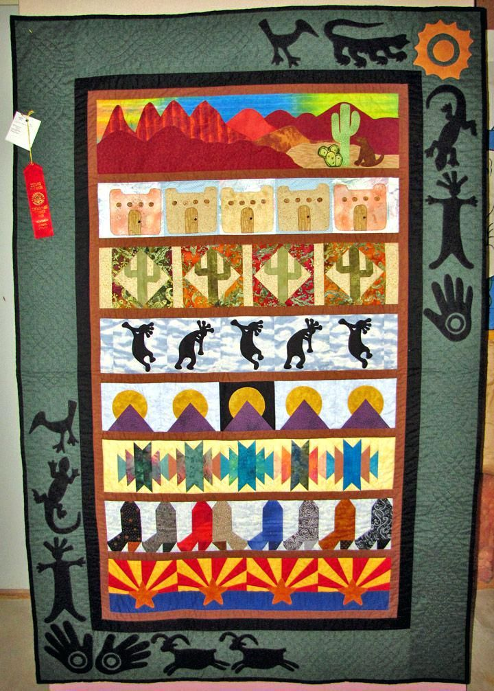 Pin By Hdi 19 On Southwest House With Images: Southwest Style Quilt Kits Southwest Style Quilt Patterns Quilts By Marlene Southwest Memo