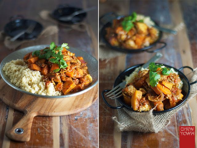 Chew Town: Fish Tagine Recipe and HelloFresh Review