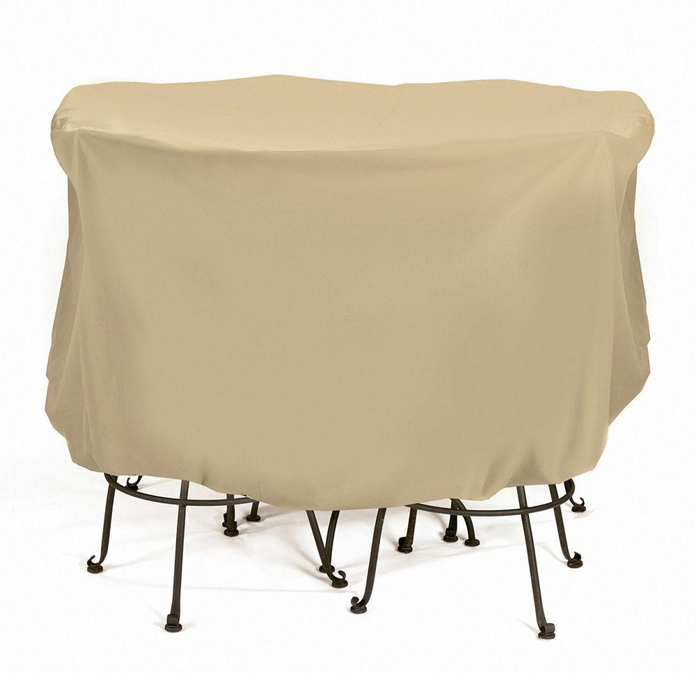 Bistro Set Cover Iron Patio Furniture