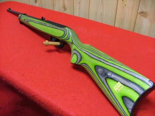 Homemade Laminated Rifle Stock