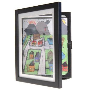 Amazon Com 8 5x11 Lil Davinci Art Cabinet Lil Davinci Art Frames Art Display Kids Art Cabinet Kids Artwork
