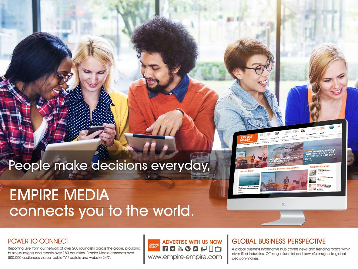 How to get the quality worth-read news among professional industries and make smart decisions every day? EMPIRE MEDIA offers you powerful insight and get you connected to the world.