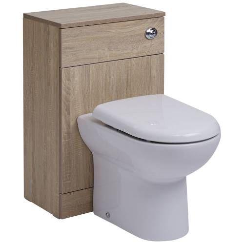 Hudson Reed Toilette WC avec meuble 76x50x30cm